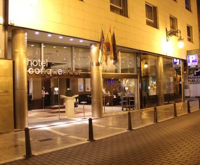 Conqueridor Hotel Conqueridor Hotel
