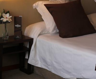 Bedroom Conqueridor Hotel