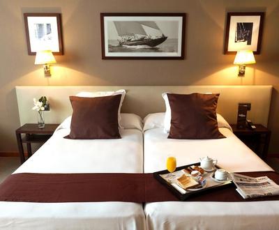 Breakfast Conqueridor Hotel