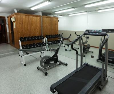 Gym Conqueridor Hotel