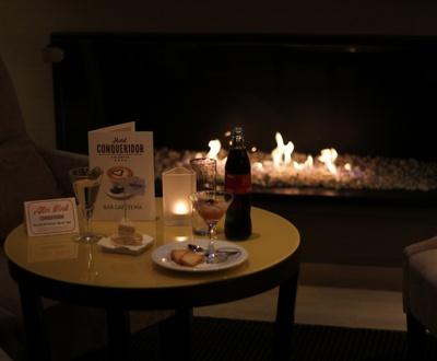 Lounge bar Conqueridor Hotel